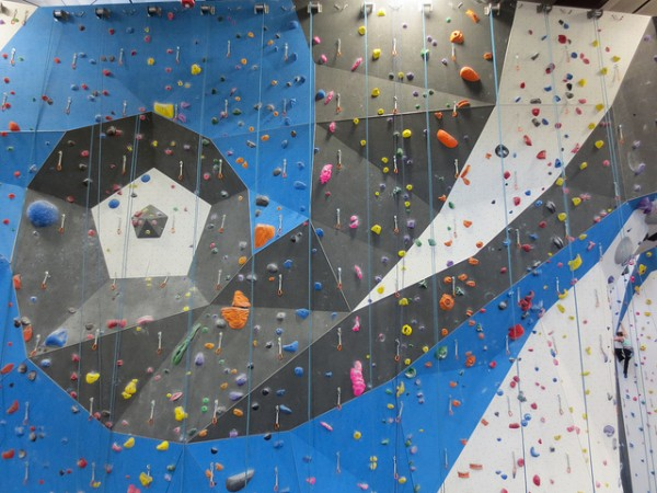 Top 5 Indoor Rock Climbing Gyms Earth Treks Gym