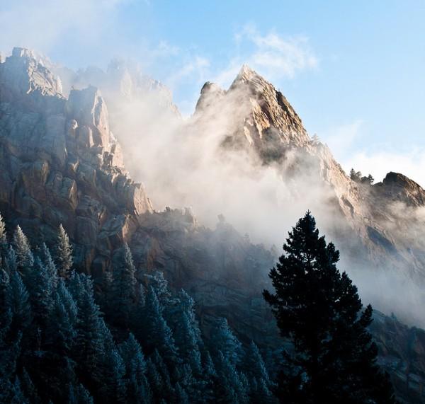 eldorado rock climbing near denver