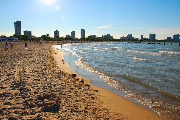 5 Best Beaches In Chicago North Avenue Beach