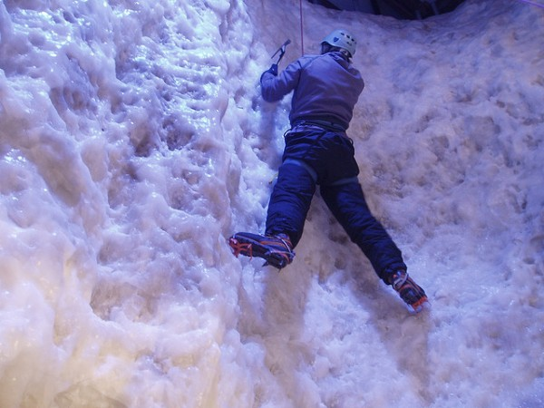 vertical chill top rock climbs in london