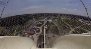 world's tallest water slide