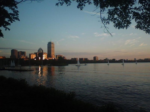 charlestown waterfront bike path 5 best cycling routes in boston