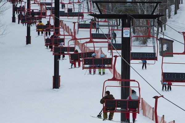 top 5 ski resorts near boston ski brandford