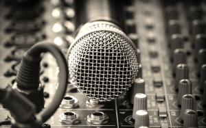 NR podcast background