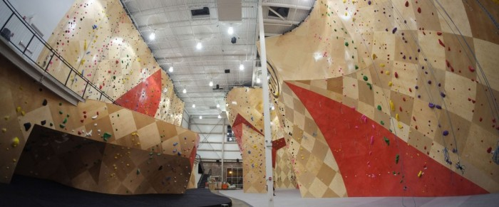 Top 5 Indoor Rock Climbing Gyms in Chicago | Nerve Rush