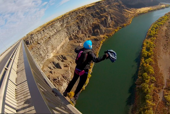 BASE Jumping Courses