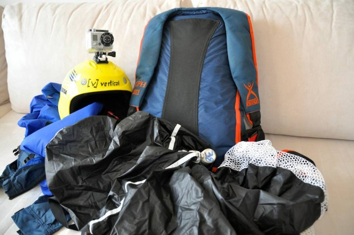 BASE Jumping Equipment
