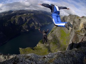 BASE Jumping Locations