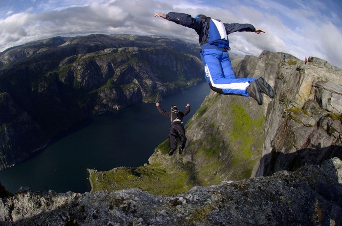 BASE Jumping Locations