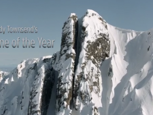 cody townsend ski line of the year