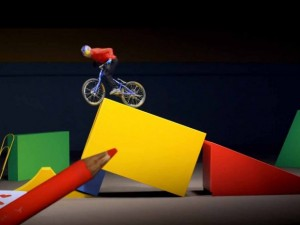 Imaginate Danny MacAskill