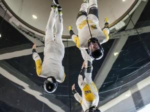 Skydive Dubai Wind Tunnel