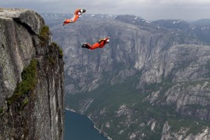 Illegal BASE Jumping Locations