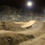 Huge BMX Park Hidden 100 Feet Underground in an Abandoned Mine