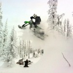 Reagan Sieg Shreds On A Timbersled Snowbike