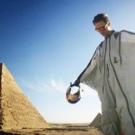 The First Ever Wingsuit Flight Over The Pyramids