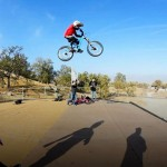 At 10 Years Old, Jackson Goldstone Hits The Mega Ramp