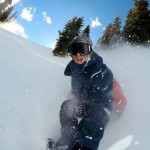 Behind The Scenes: Backcountry Snowboarding With Some Of The Best