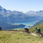 Extreme Mountain Biking In The Engadin