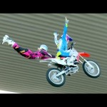 The World's First Brother And Sister Tandem FMX